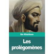 Les prolégomènes: Troisième partie (Paperback)