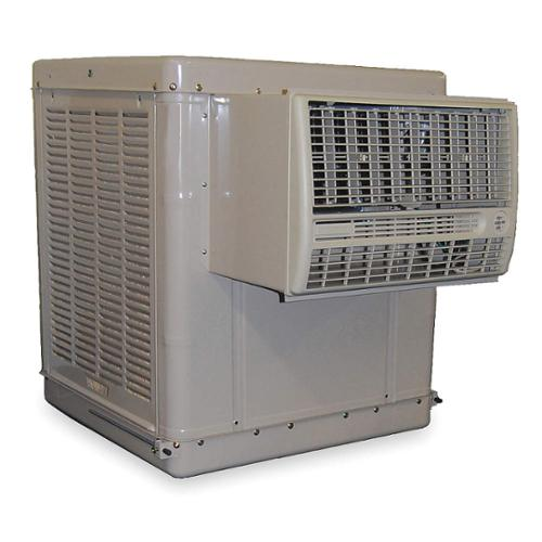 ESSICK AIR Ducted Evaporative Cooler, 4200 cfm, 1/3HP N46W