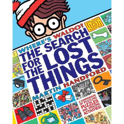 Where's Waldo? The Search for the Lost Things: A Compendium of Puzzling Puzzles