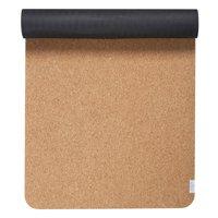 Evolve by Gaiam Cork Yoga Mat, 5mm