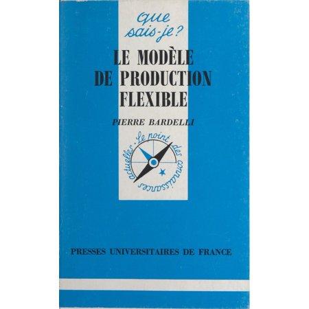 Le modèle de production flexible - eBook