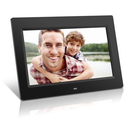 "10.1"" Digital Photo Frame with 4 GB Built-In Memory (1024 x 600 resolution, 16:9 Aspect Ratio)"