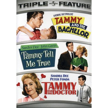 Tammy And The Bachelor   Tammy Tell Me True   Tammy And The Doctor Triple Feature  Widescreen