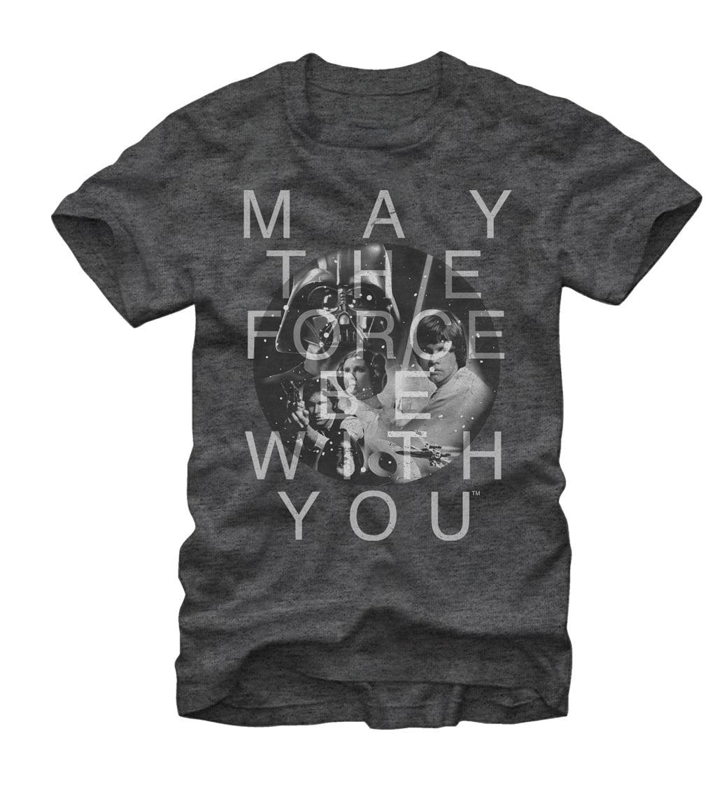 Star Wars Men's Jedi Force T-Shirt