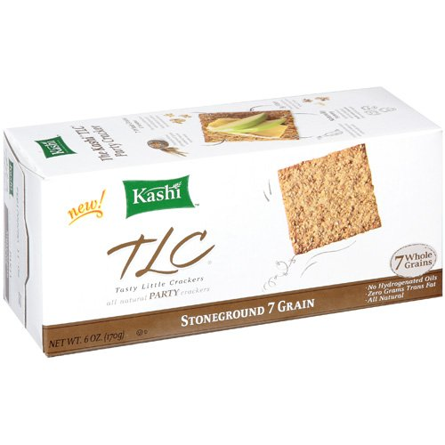 Kashi Party Crackers, Stoneground 7 Grain, 6 oz