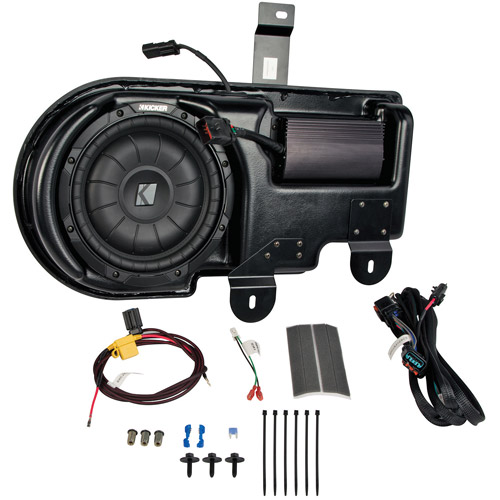 Kicker VSS SubStage Powered Subwoofer Upgrade Kit for 2009 and Up Ford F-150