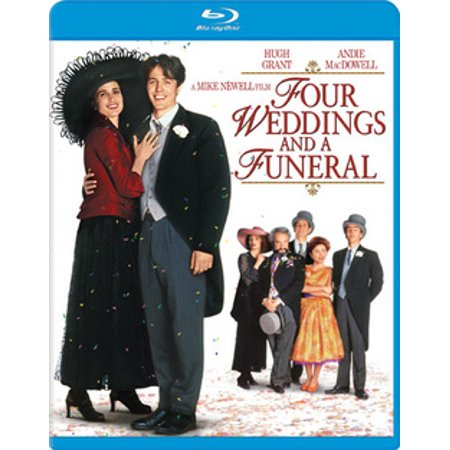 Four Weddings And A Funeral (Blu-ray) (Actors In Four Weddings And A Funeral)
