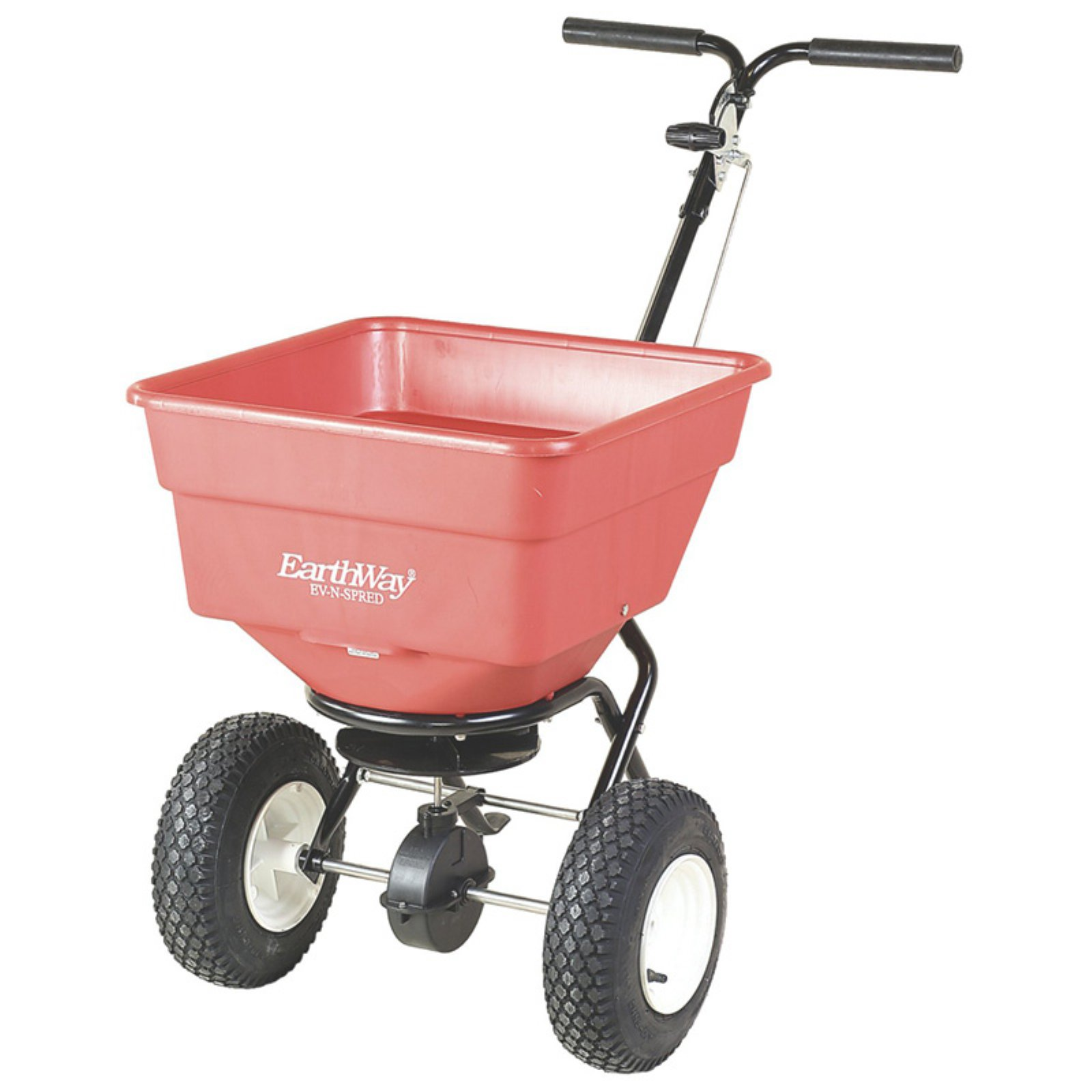Earthway Spreader with 1 Capacity Hopper