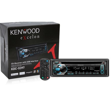 Kenwood Excelon Kdc X397