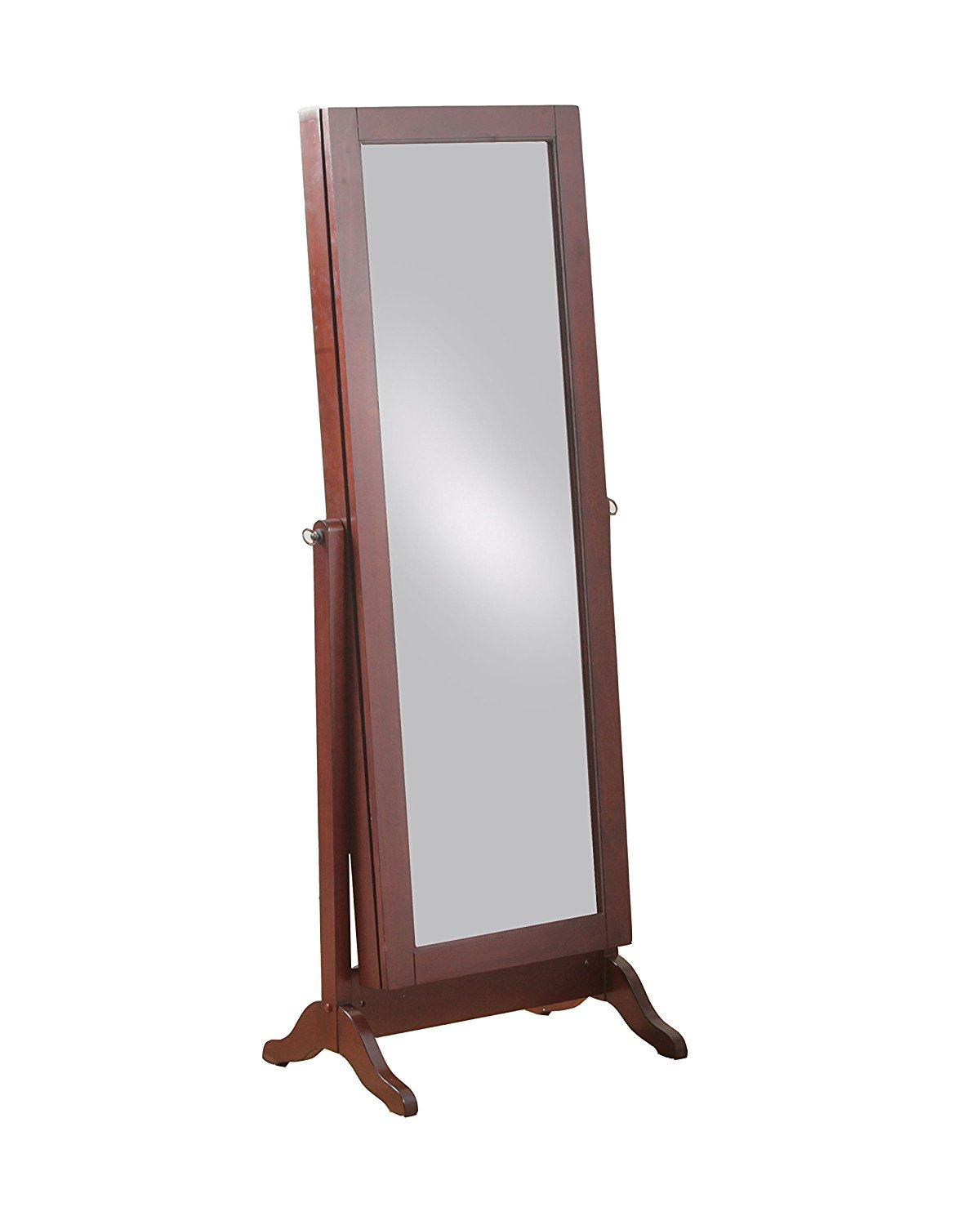 Powell 14J2001CH Sliding Jewelry Armoire, Cherry by L. Powell Acquisition Corp.
