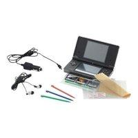 Memorex Deluxe Starter Kit for DSi - Accessory kit for game console - for Nintendo DS Lite, Nintendo DSi, Nintendo DSi XL