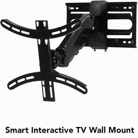 Smart Tv Wall Mount W Interactive Arm