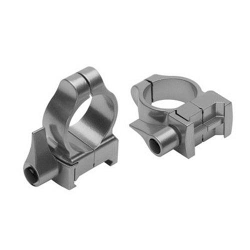 CVA DS400S Scope Rings Quick Release, Medium, Silver by CVA