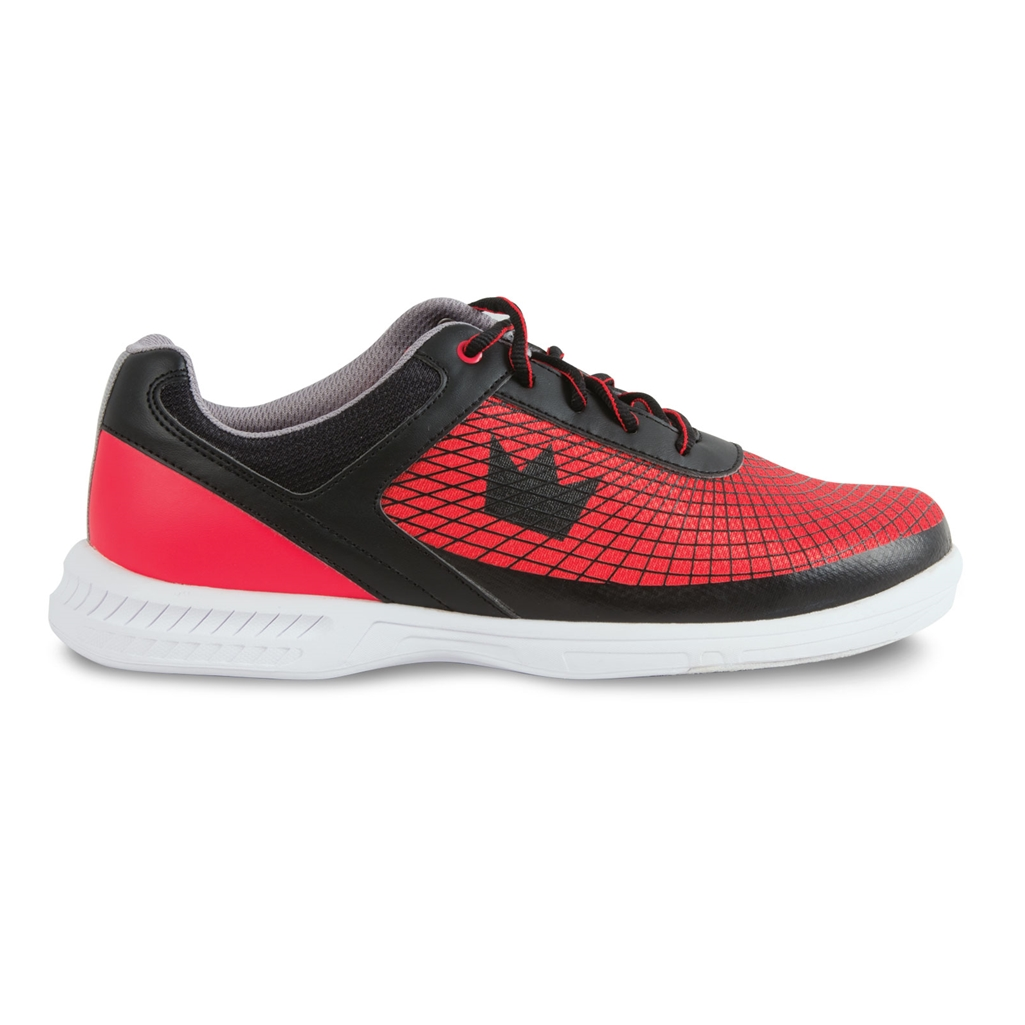 Brunswick Men's Frenzy Blk/Red / Bowling Shoes Wide M13 / Blk/Red EU47 af76d5