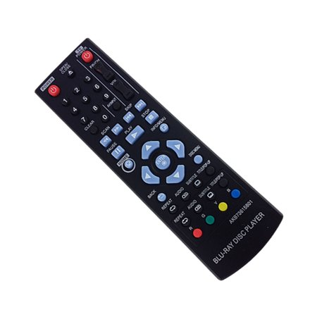 Replacement BluRay Remote Control for LG BP135WN - image 1 de 2