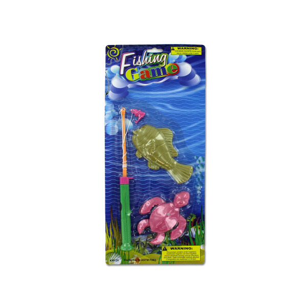 Magnetic Fishing Game (Pack Of 24)