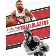 Portland Trail Blazers All-Time Greats (Hardcover)