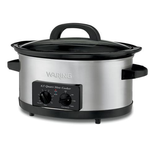 Cuisinart Waring Pro Wsc650 6 5 Quart Slow Cooker