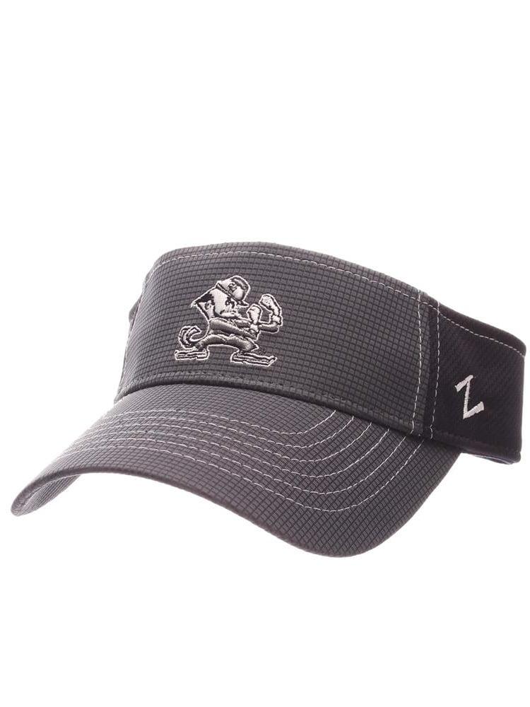 new arrival 2a7fd b1e98 ... usa notre dame fighting irish visor zephyr adjustable hat walmart 05b31  09c34