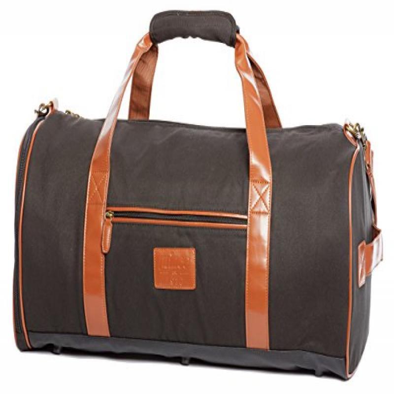 Classic Circle Duffle Tennis Bag Black by