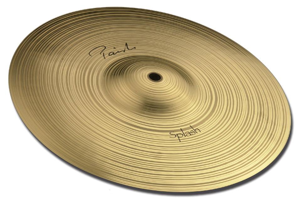 "Paiste Signature 10"" Splash Cymbal by Paiste"