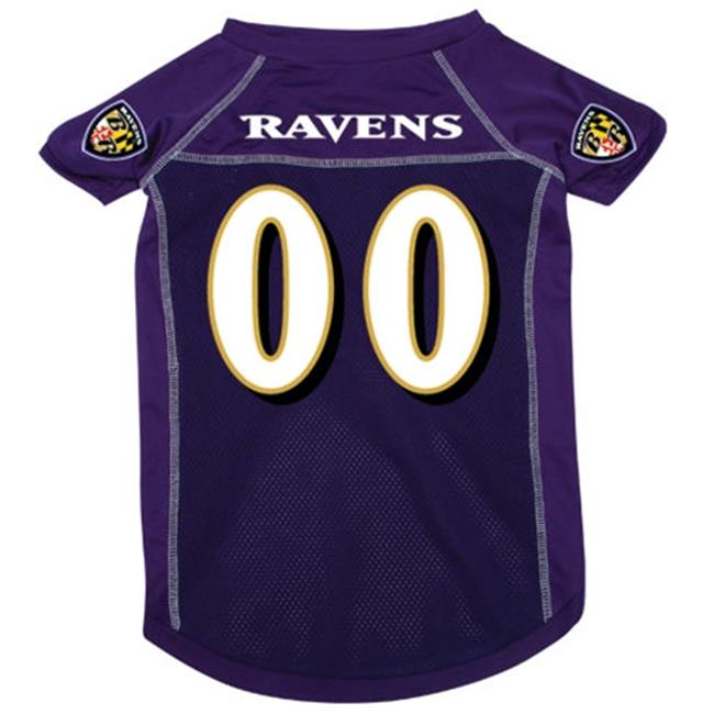 DoggieNation Baltimore Ravens Dog Jersey