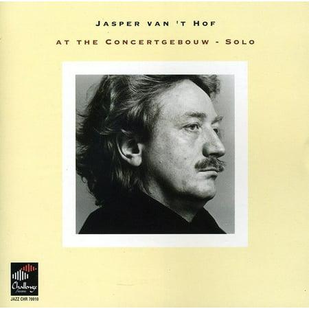 Jasper Disc - Van 't Hof, Jasper - At the Concertgebouw-Solo [CD]