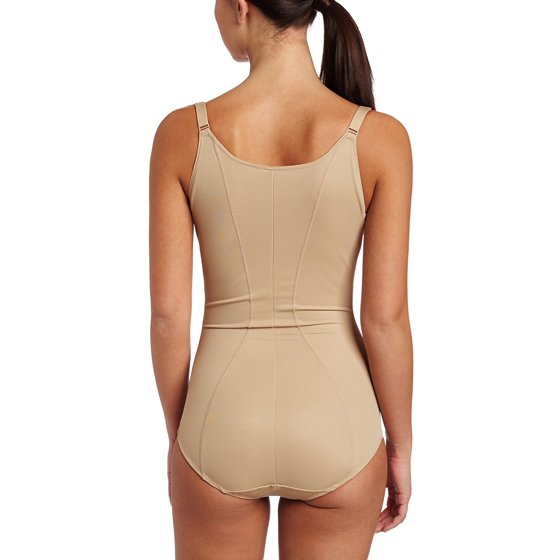 270fac300 by Maidenform Women s Ultimate Slimmer Wear Your Own Bra Torsette Body  Briefer  2656