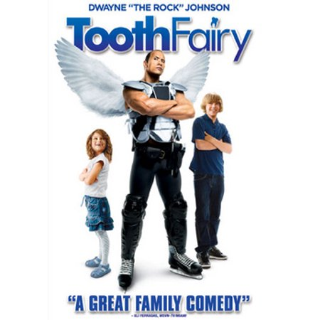 Tooth Fairy (DVD) - Fairies Movies For Kids
