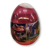 Party Favors - Jurassic Dinosaurs - Dino Slime - Pink - Egg w Dinosaur