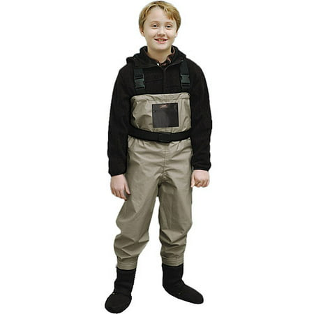 Caddis systems promo youth breathable stocking foot wader for Walmart fishing waders