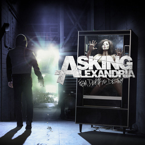Asking Alexandria - From Death to Destiny [CD]