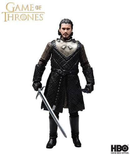 TMP International Inc. Game of Thrones Jon Snow Action Figure