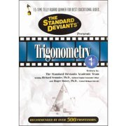 Standard Deviants: Trigonometry, Vol. 1 by GOLDHIL HOME MEDIA INT L