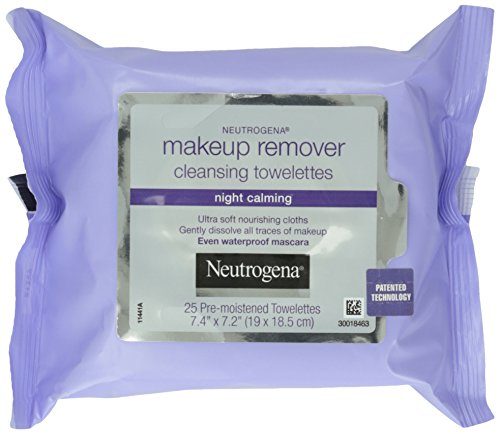 6 Pack - Neutrogena Make-Up Remover Cleansing Towelettes 25 Each