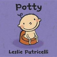 Potty (Board Book)