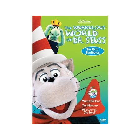 Word Fun (The Wubbulous World Of Dr. Seuss: Cat's Fun House)