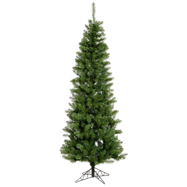 5.5' Salem Pine Pencil Profile Artificial Christmas Tree - Unlit