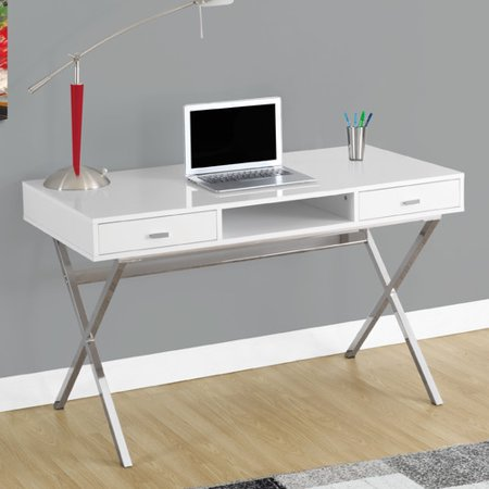 and contemporary desks home design computer black hutches coaster white desk glossy product
