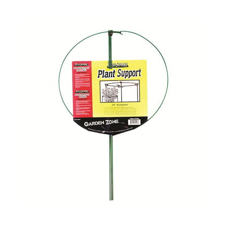 (42-Pack) Origin Point 601442 Single Plant Support, Green ()
