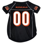 DoggieNation 716298641381 Medium Cincinnati Bengals Dog Jersey