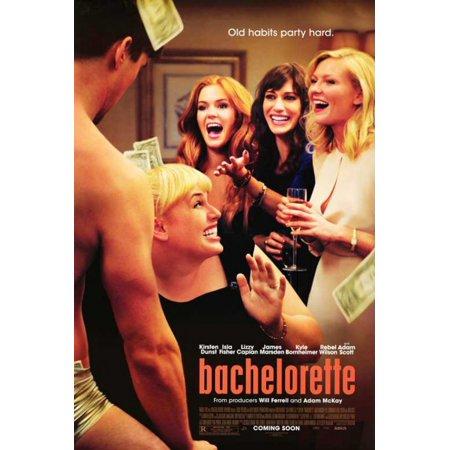 Bachelorette Movie Poster Print (27 x 40)