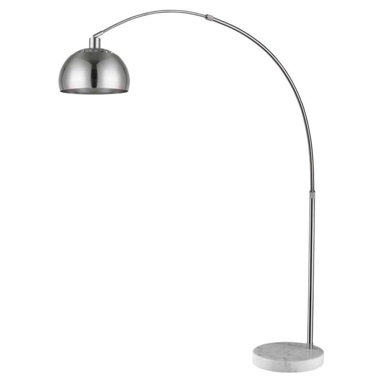Mid Adjule Arc Floor Lamp