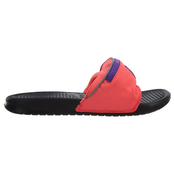 f724da5e510c Nike - Mens Nike Benassi JDI Just Do It Fanny Pack Slide Hyper Punch ...