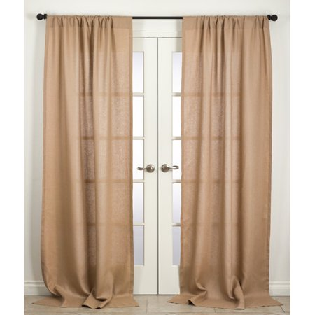 - Saro Margaux Single Curtain Panel