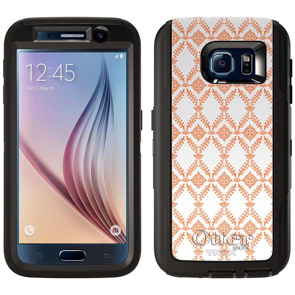 OtterBox Defender Samsung Galaxy S6 Case - Victorian Wall...