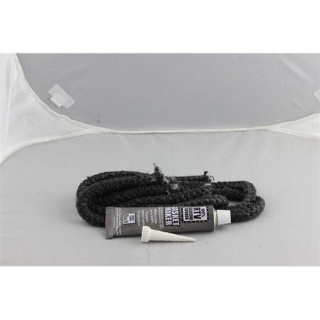 US Stove DGK3 0.5 in. Rope Gasket Replacement Kit - image 1 of 1