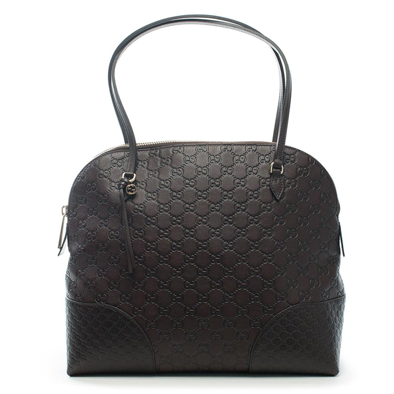 3313a352c97e gucci - gucci bree guccissima shoulder bag chocolate bag - Walmart.com