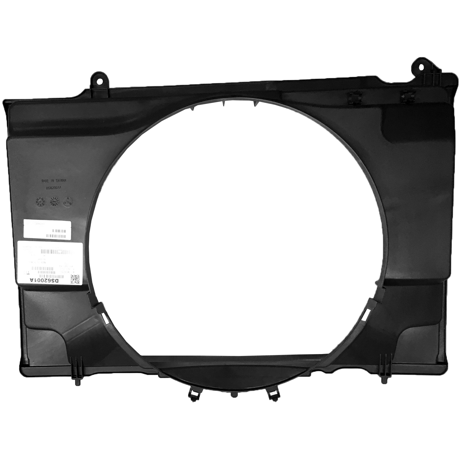 CPP Front Radiator Fan Shroud for Nissan Frontier, Xterra NI3110111