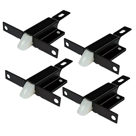 4 TRIMARK 3 IN Recess Mount Plunger Bolt latch Compartment DOOR CATCH RV E525 (Plunger Boot)